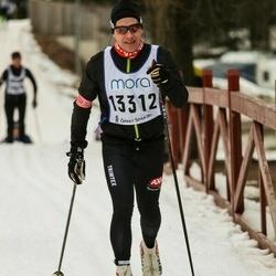 Skiing 90 km - Magnus Nilsson (13312)