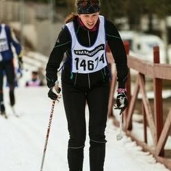 Skiing 90 km - Charlotta Eriksson (14674)