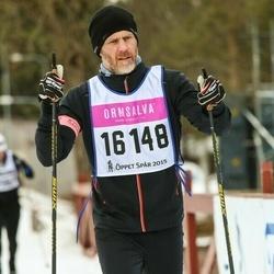 Skiing 90 km - Bo Lindh (16148)