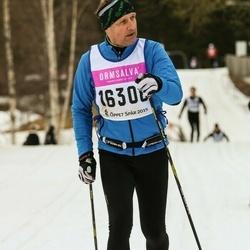 Skiing 90 km - Bjarne Svensson (16308)