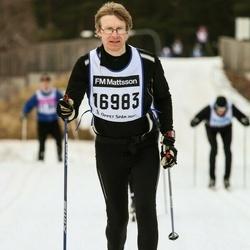 Skiing 90 km - Henry Puttonen (16983)