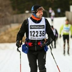 Skiing 90 km - Andreas Christian Liersch (12236)