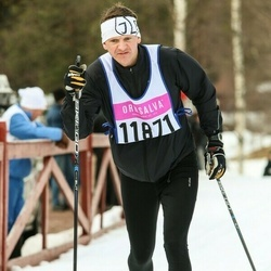 Skiing 90 km - Christian Persson (11871)