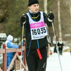 Skiing 90 km - Anders Möller (16033)