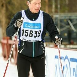 Skiing 90 km - Frey Sigurjonsson (15639)