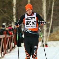 Skiing 90 km - Alexander Norman (16832)