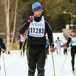 Skiing 90 km - Axel Johansson (11283)