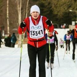 Skiing 90 km - Edvin Stertman (13341)