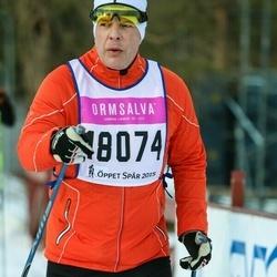 Skiing 90 km - Anders Tinfors (18074)