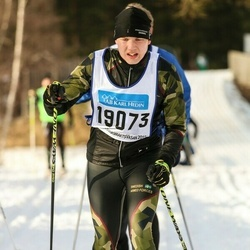 Skiing 90 km - Henrik Martikainen (19073)