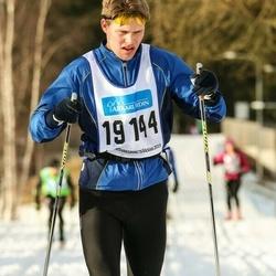 Skiing 90 km - Erik Vikman (19144)