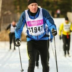 Skiing 90 km - Lars Christian Holm (11947)