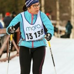 Skiing 90 km - Annelie Blomgren (13139)