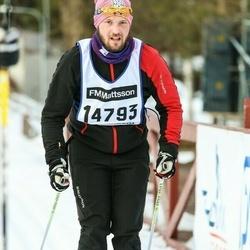 Skiing 90 km - Åke Nilsson (14793)