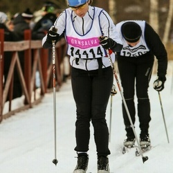 Skiing 90 km - Clara Tesch Thunberg (14414)