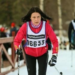 Skiing 90 km - Emma Lundin (16633)