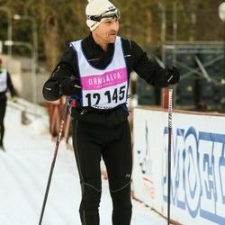 Skiing 90 km - Janne Eriksson (12145)