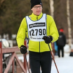 Skiing 90 km - David Strömberg (12790)