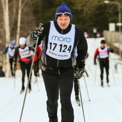 Skiing 90 km - Fredrik Linde (17124)