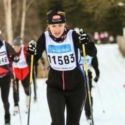 Skiing 90 km - Caroline Bohlin (11583)