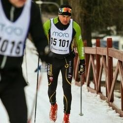 Skiing 90 km - Du¿an Krzy¿anek (15101)
