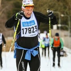 Skiing 90 km - Christoffer Åkerlund (17823)