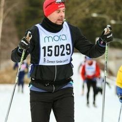 Skiing 90 km - Anders Gerhard (15029)