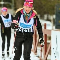 Skiing 90 km - Gunilla Stripple (13979)