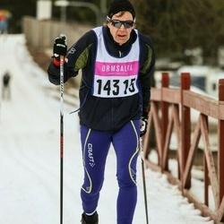 Skiing 90 km - Henrik Bang (14315)