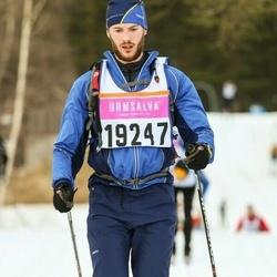 Skiing 90 km - Jakob Holmberg (19247)
