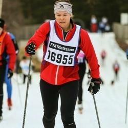 Skiing 90 km - Elin Hansson (16955)