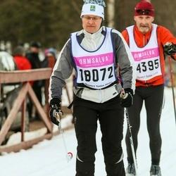 Skiing 90 km - Annika Fors (18072)