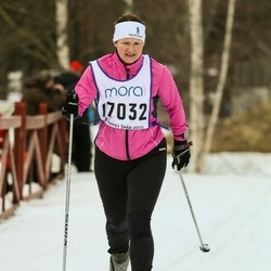 Skiing 90 km - Åsa Torsell (17032)
