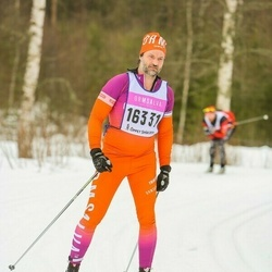 Skiing 90 km - Fredrik Prans (16331)