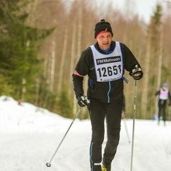 Skiing 90 km - Christer Holm (12651)