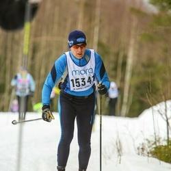 Skiing 90 km - Anders Bylund (15341)