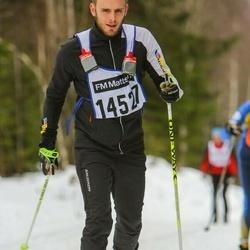 Skiing 90 km - Daniel Karlsson (14527)