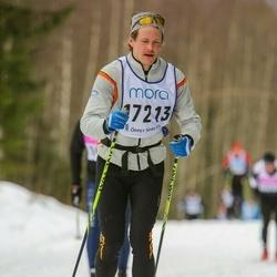 Skiing 90 km - Björn Wickholm (17213)