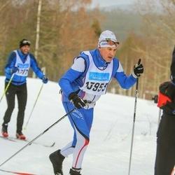 Skiing 90 km - Bo Nyberg (13953)