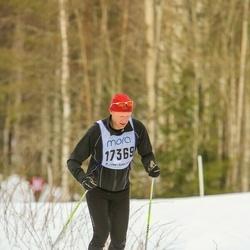 Skiing 90 km - Daniel Malm (17369)