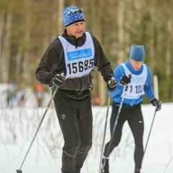 Skiing 90 km - Dennis Arthursson (15695)
