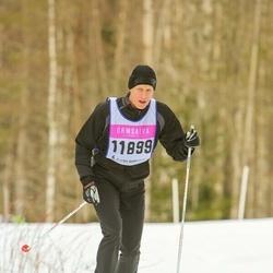 Skiing 90 km - Christian Domfors (11899)