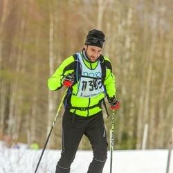 Skiing 90 km - Alexander Barawi (17302)