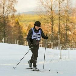 Skiing 90 km - Camilla Selch (14871)