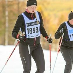 Skiing 90 km - Christer Nilsmats (16991)