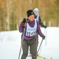 Skiing 90 km - Janina Malmberg (15470)