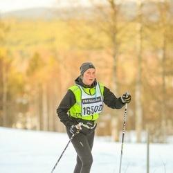 Skiing 90 km - Johanna Nyström (16500)