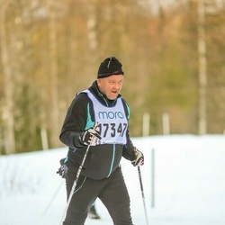 Skiing 90 km - Jari Koskela (17347)