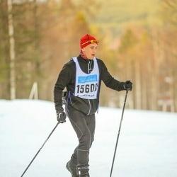 Skiing 90 km - Alexander Willen (15600)