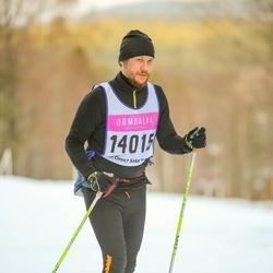 Skiing 90 km - Amadeus Frick (14015)